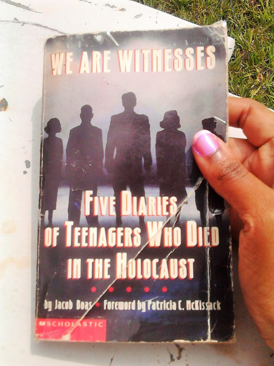 BOOK REVIEW-WE ARE WITNESSES: FIVE DIARIES OF TEENAGERS WHO DIED IN THE HOLOCAUST